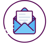 envelope icon signifying free unlimited email